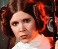 Not B/c she was pretty- not 4 Star Wars-But Because She was A mental health Activist