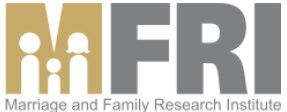 Marriage And Family Research Institute
