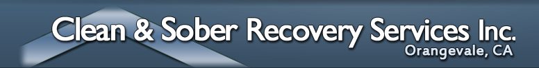 Clean and Sober Recovery Services Inc